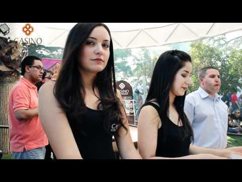 CLIP STAND CASINO, VENDIMIA VALLE DE COLCHAGUA, SANTA CRUZ