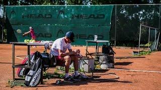 Подберем напарника для игры в большой теннис