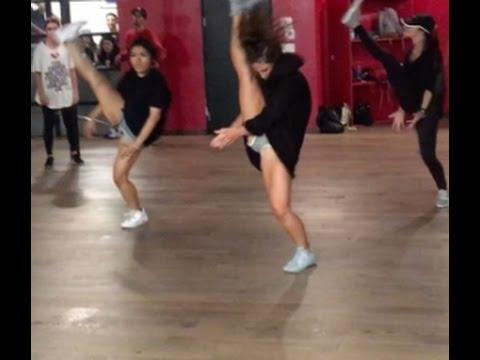 JADE CHYNOWETH numb Rihanna choreography