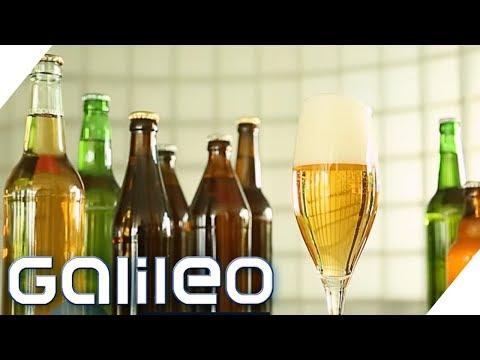 Ist Bier wirklich das Lieblingsgetränk der Deutschen | Galileo | ProSieben