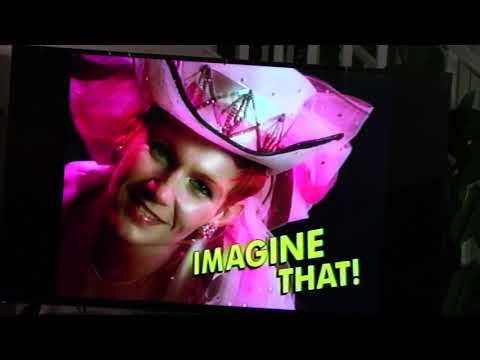 """""""Ringling Brothers and Barnum & Bailey Circus -- Imagine That!"""" VHS  (2002)"""