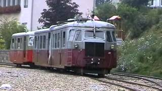 Billard en gare du Chambon sur Lignon