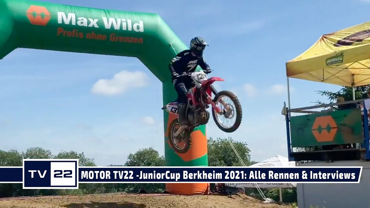 MOTOR TV22: MySportMyStory Liqui Moly Euro JuniorCup in Berkheim - Alle Rennen & Interviews