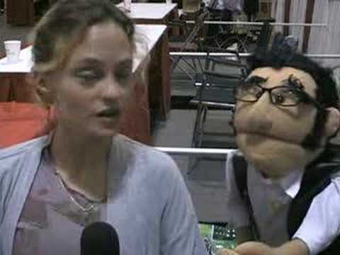 Faze talks to Angela Bettis