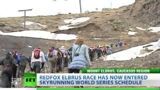 Knocking on heaven's door: Redfox Elbrus race now in World series schedule