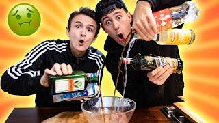 Wir probieren eure ekligsten Getränke-Kombinationen 🤢(aber eigentlich nice😂)