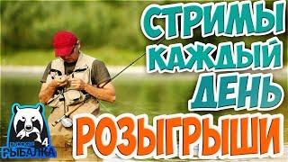 Русская Рыбалка 4 # Ахтуба, а тут рыба есть али нет