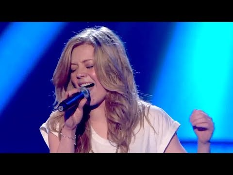 Becky Hill performs 'Ordinary People'  The Voice UK  Blind Auditions 4  BBC One