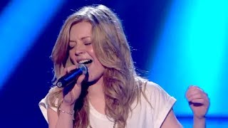 Becky Hill performs