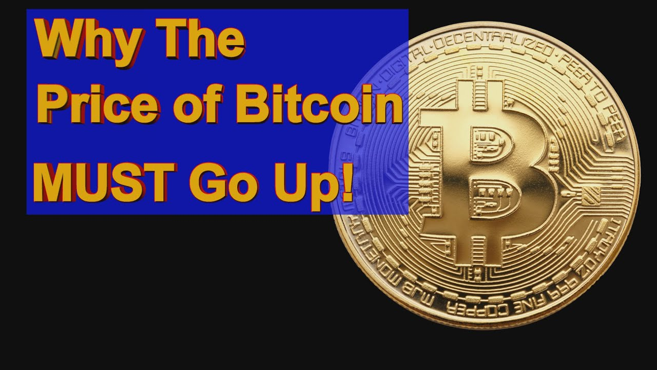 Why The Price of Bitcoin Must Go Up! - Crypto Curious 1