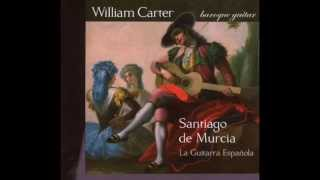 Murcia, Santiago de: Passacalles in A (part)