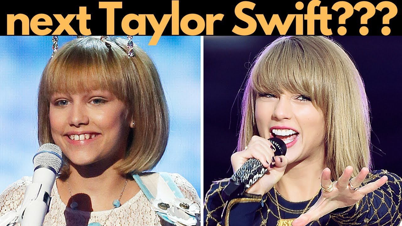 Simon Cowell Called This Girl Next Taylor Swift America S Got Talent 2020 Agt Youtube