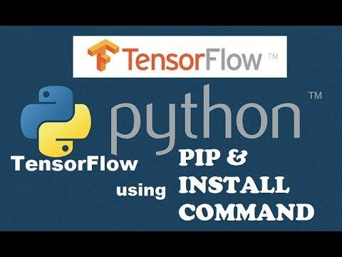 tensorflow python 3 7