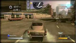 Driver: San Francisco - Collectors Edition -  Exclusive Challenge - MASS CHASE