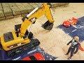 Trucks for children | Excavator for kids | Kids videos | Car toys | Songs for kids