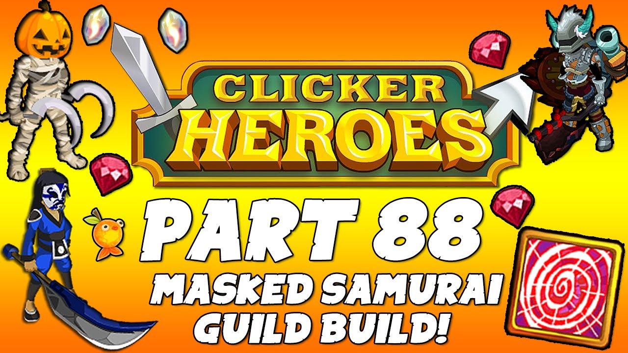 Picking a Gilded Hero in Clicker Heroes – Kibble.net