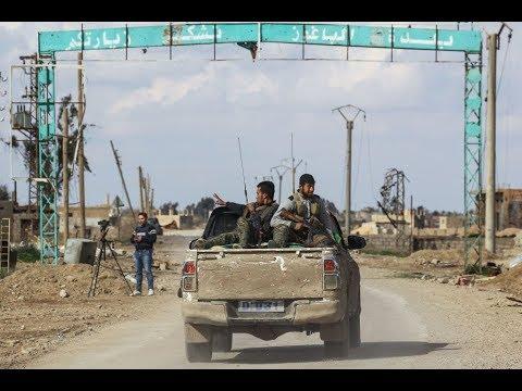 قوات سوريا الديمقراطية سنعلن النصر على داعش بعد تمشيط الباغوز  - نشر قبل 15 دقيقة