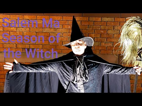 The Witch City USA / Season of the Witch Halloween Night