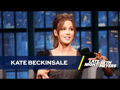 Kate Beckinsale Enjoys Arranging Fruit Bowls into Penises