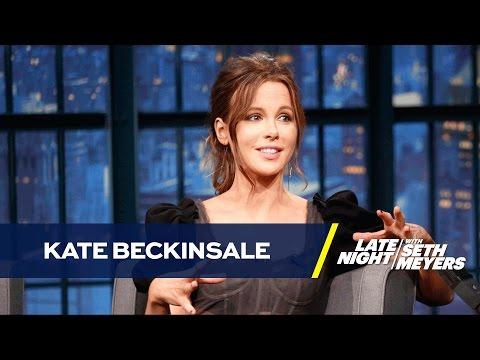 Kate Beckinsale Enjoys Arranging Fruit Bowls into Penises