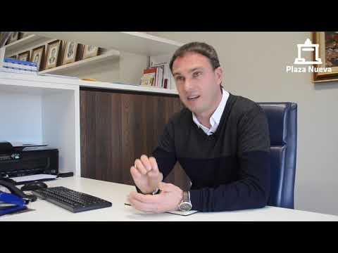 Entrevista al alcalde de Cintruénigo sobre la actualidad del municipio