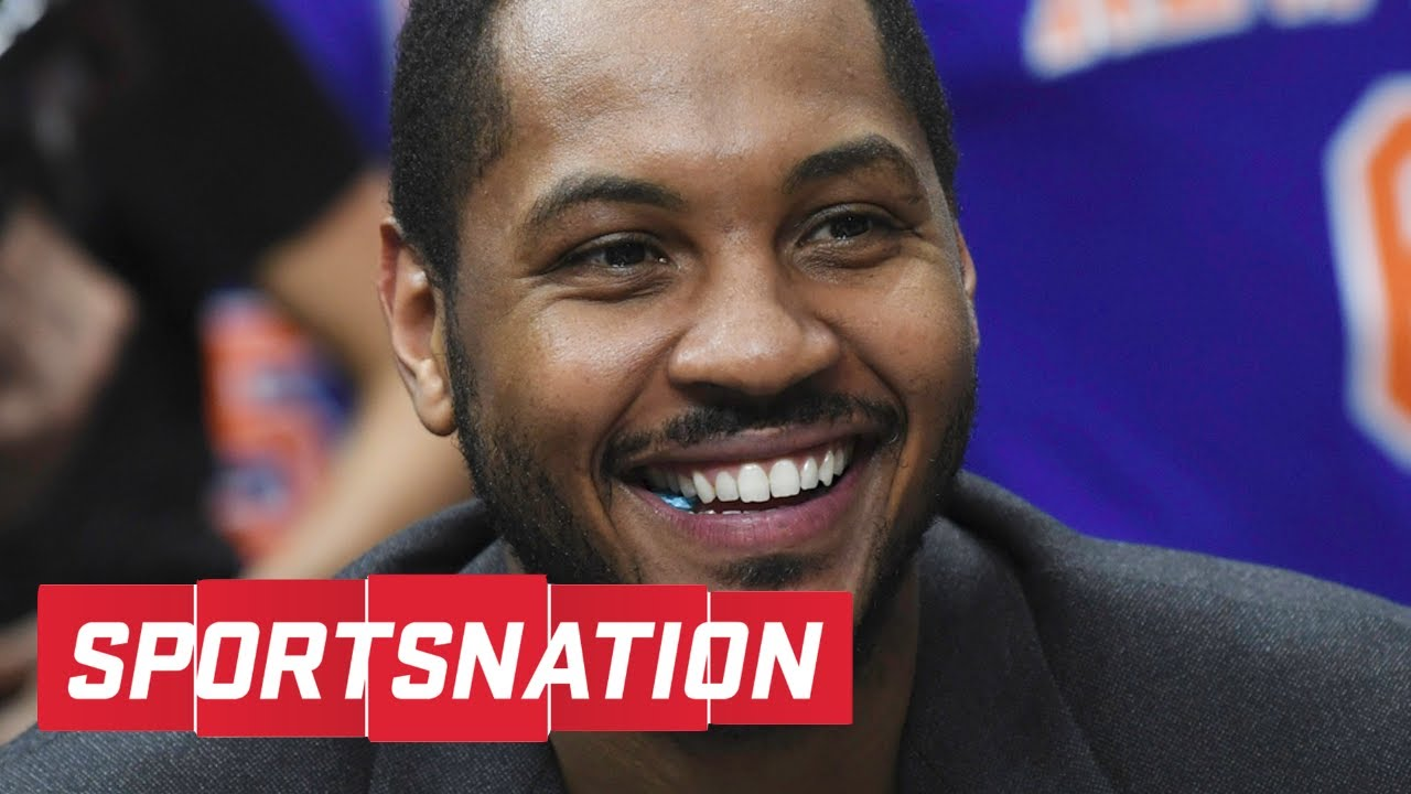 Carmelo Anthony's Blazers debut doesn't look great on paper, but ...