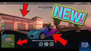 TSG Gaming: JAILBREAK RELEASED! NEW TEXTURES, ESCAPE, DECORATION, AND MORE! (Roblox Jailbreak)