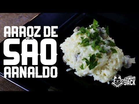 Arroz Cremoso de São Arnaldo   Classic: A Maravilhosa Cozinha de Jack S01E06