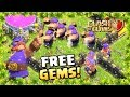Completing the El PRIMO Event! FREE GEMS with New Clash of Clans Troop - TH12 Attacks!