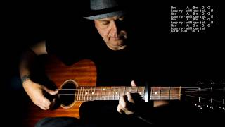 Runnin 39 Lose It All Fingerstyle Guitar Cover With Chords Lyrics..mp3