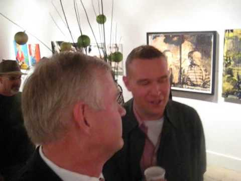 Review Art Gallery Opening with Matt Sesow