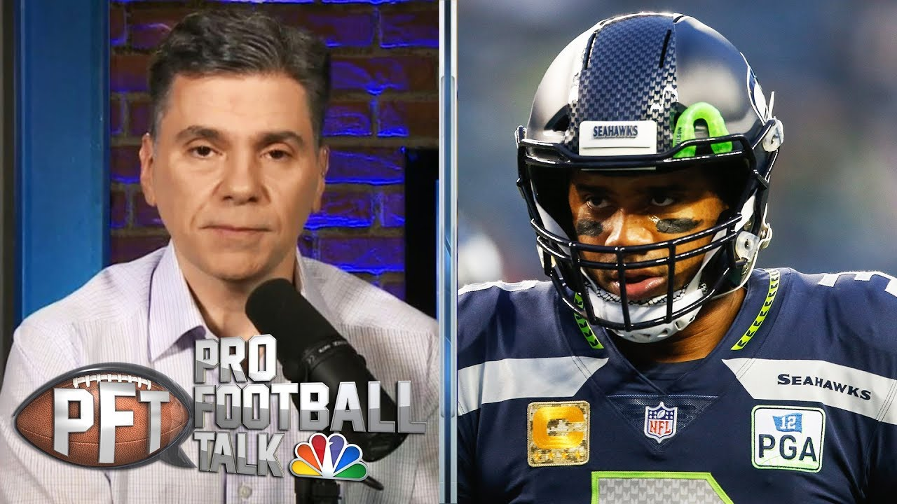 Could Russell Wilson try to force his way to free agency? | Pro Football Talk | NBC Sports