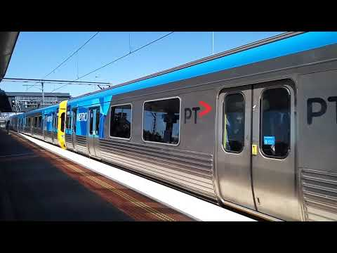 Melbourne Metro West Footscray Station