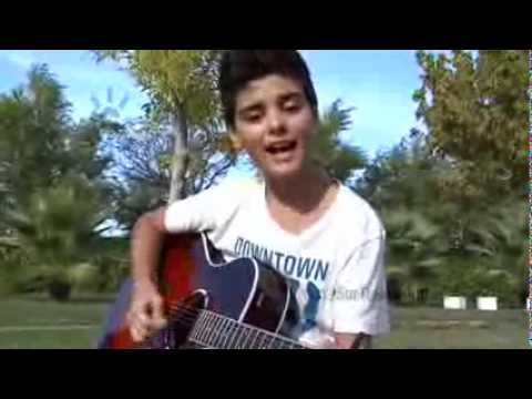 Abraham Mateo antes de hacerse famoso  YouTube