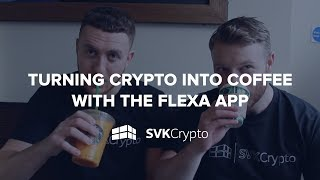 Turning Crypto into Coffee with the Flexa app