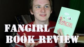 FANGIRL BY RAINBOW ROWELL - Book Review Thumbnail