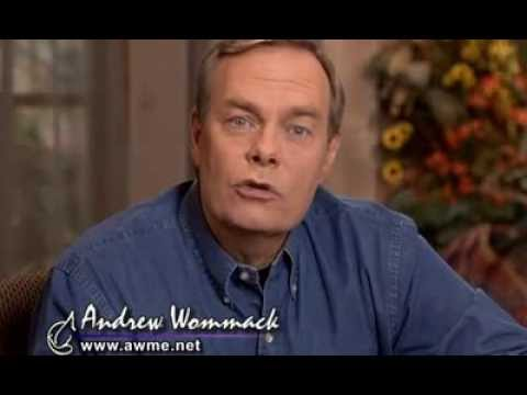 Download Andrew Wommack: God Wants You Well - Week 1 - Session 1
