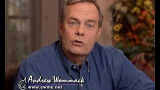 Andrew Wommack: God Wants You Well - Week 1 - Session 1