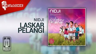Nidji - Laskar Pelangi (Official Karaoke Video)