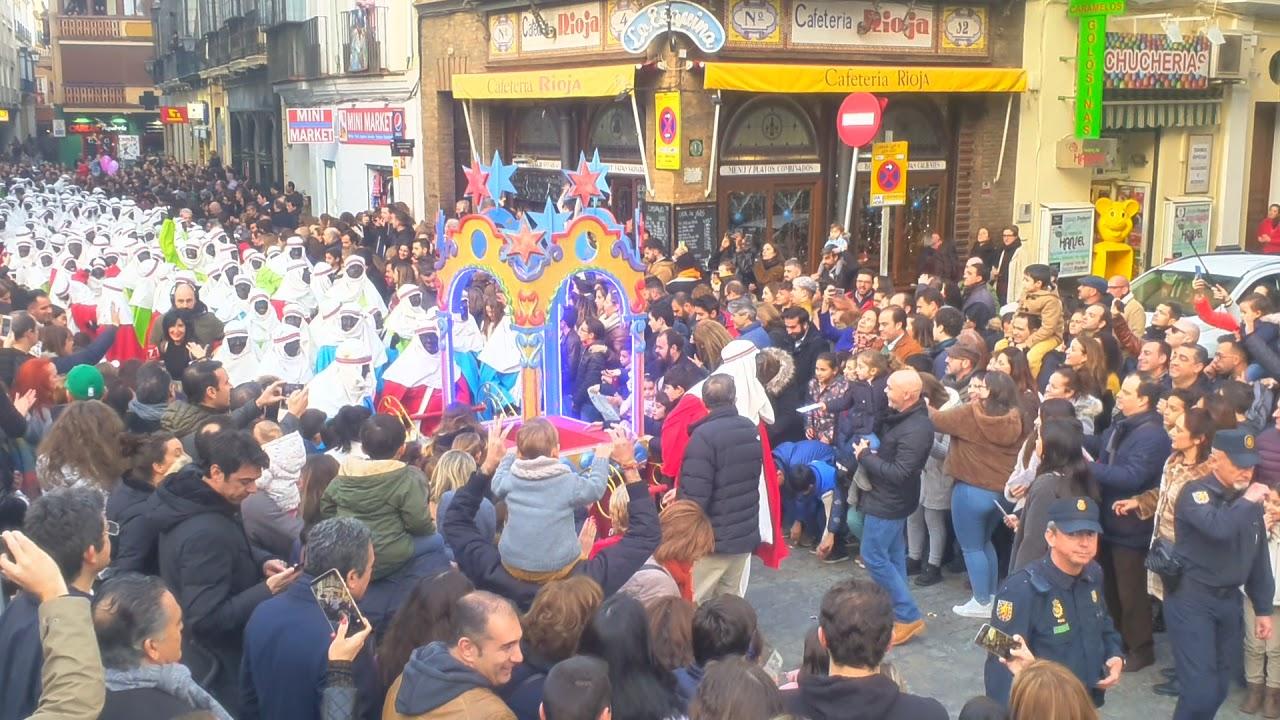 Heraldo de Sevilla 2020 : Calle Jesús del Gran Poder