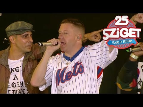 Macklemore & Ryan Lewis LIVE - Downtown @ Sziget 2017