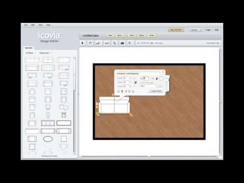 2020 Icovia: How To Import Images Floor plans