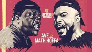 MATH HOFFA VS AVE SMACK RAP BATTLE | URLTV