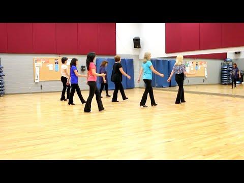 Amaze Me Grace - Line Dance (Dance & Teach in English & 中文)