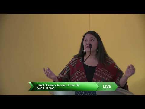 Trauma Healing Institute 2018 Community of Practice - Carol Bremer-Bennett
