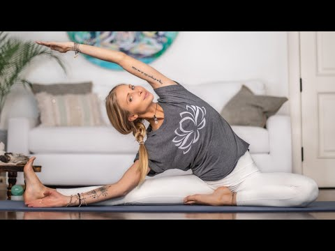 BEST 10 Min Deep Yoga Stretch | Unbelievably Effective Yoga For Uncertain Times