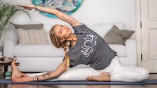 BEST 10 Min Dęep Yoga Stretch   Unbelievably Effective Yoga For Uncertain Times