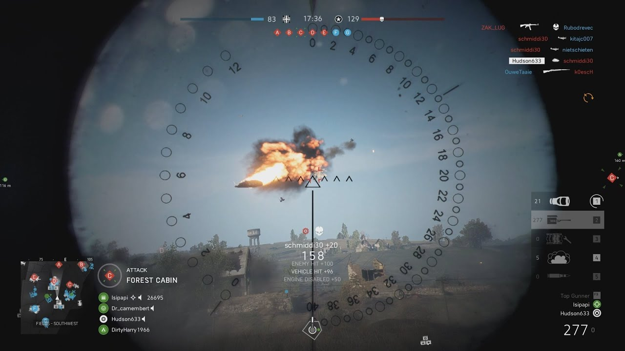 BF5 What a shot