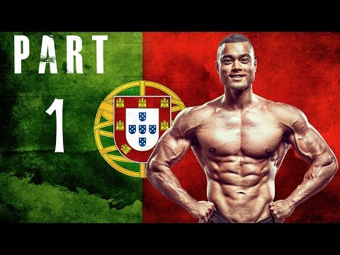 PART 1: MY TRIP IN PORTUGAL
