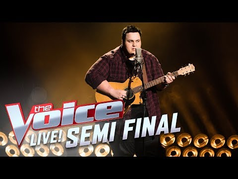 Judah Kelly - 'Hallelujah' | The Voice Australia 2017